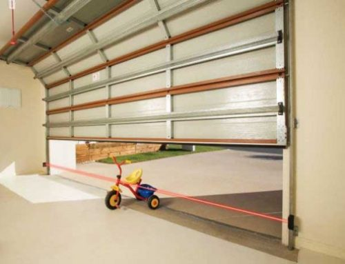 Testing your Garage Door's Operating Safety