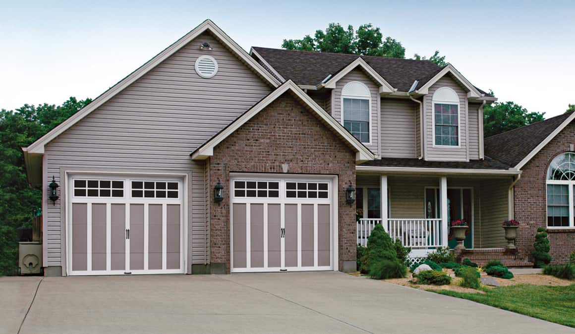 Clopay Grand Harbor Garage Doors